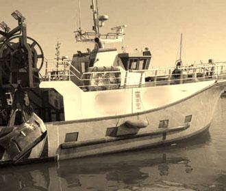 eliche e timoni per navi da lavoro - eliche radice